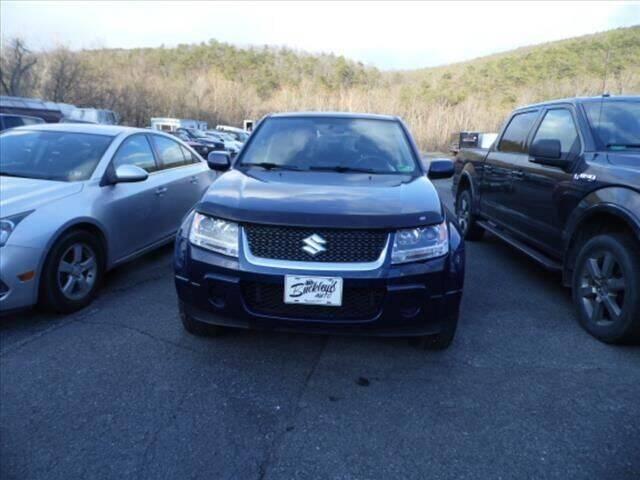2012 Suzuki Grand Vitara for sale at BUCKLEY'S AUTO in Romney WV