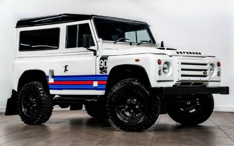 1991 Land Rover Defender for sale at Texas Prime Motors in Houston TX