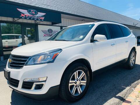 2015 Chevrolet Traverse for sale at Xtreme Motors Inc. in Indianapolis IN