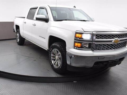 2014 Chevrolet Silverado 1500 for sale at Hickory Used Car Superstore in Hickory NC