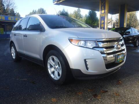 2012 Ford Edge for sale at Brooks Motor Company, Inc in Milwaukie OR