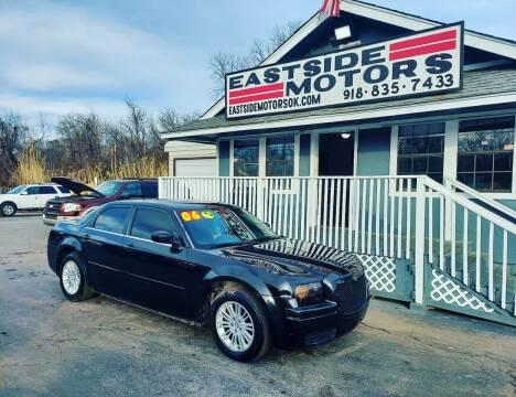 2006 Chrysler 300 for sale at EASTSIDE MOTORS in Tulsa OK
