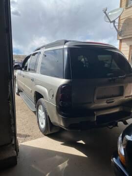 2003 Chevrolet TrailBlazer for sale at PYRAMID MOTORS - Pueblo Lot in Pueblo CO