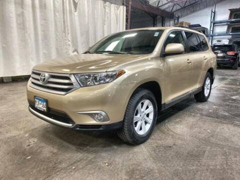 2012 Toyota Highlander for sale at Waconia Auto Detail in Waconia MN