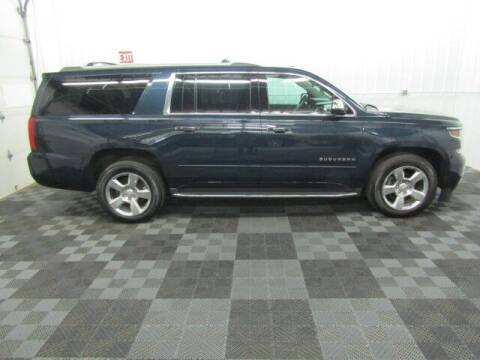 2017 Chevrolet Suburban for sale at Michigan Credit Kings in South Haven MI