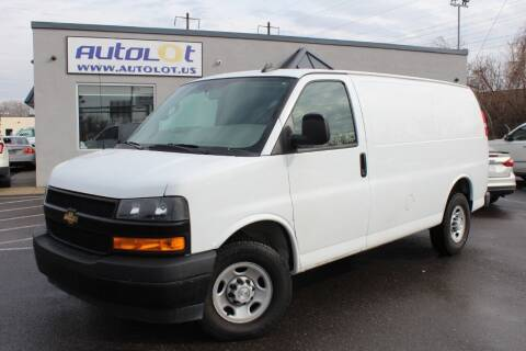 2018 Chevrolet Express Cargo for sale at AUTOLOT in Bristol PA