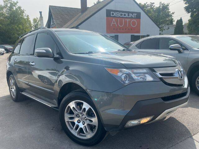 2007 Acura MDX for sale at Discount Auto Brokers Inc. in Lehi UT