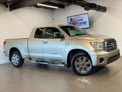 2007 Toyota Tundra for sale at Texas Prime Motors in Houston TX