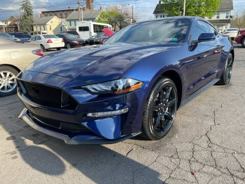 2019 Ford Mustang for sale at Capri Auto Works in Allentown PA