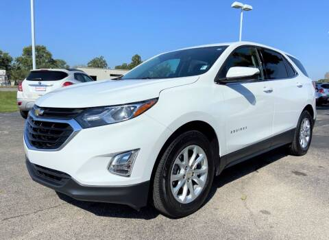 2019 Chevrolet Equinox for sale at Heritage Automotive Sales in Columbus in Columbus IN