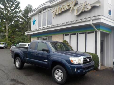 2007 Toyota Tacoma for sale at Nicky D's in Easthampton MA