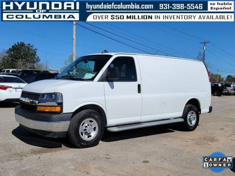 2019 Chevrolet Express Cargo for sale at Hyundai of Columbia Con Alvaro in Columbia TN