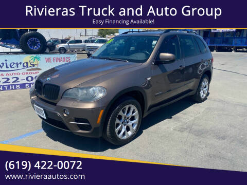 2011 BMW X5 for sale at Rivieras Truck and Auto Group in Chula Vista CA