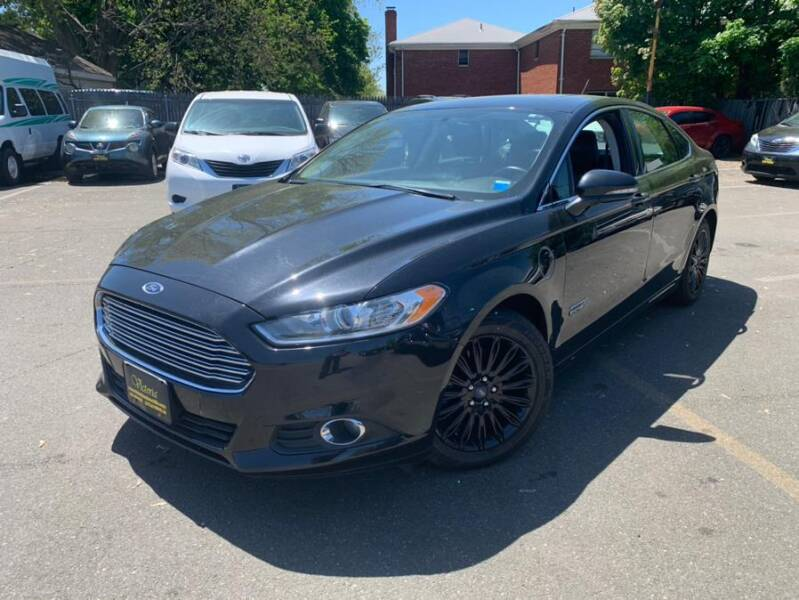 2014 Ford Fusion Energi for sale in Little Ferry, NJ