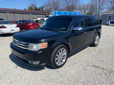 2011 Ford Flex for sale at Davidson Auto Deals in Syracuse IN