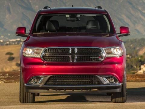 2018 Dodge Durango for sale at MILLENNIUM HONDA in Hempstead NY