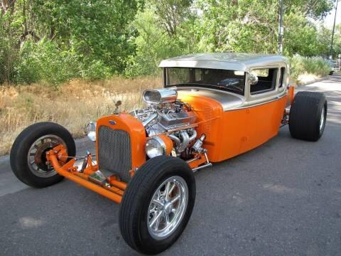 1932 Ford Tudor for sale at Street Dreamz in Denver CO