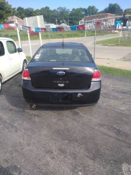 2008 Ford Focus for sale at Jak's Preowned Autos in Saint Joseph MO