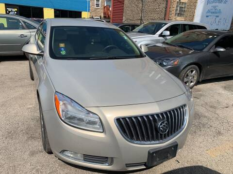 2011 Buick Regal for sale at HW Used Car Sales LTD in Chicago IL