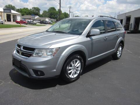 2016 Dodge Journey for sale at JANSEN'S AUTO SALES MIDWEST TOPPERS & ACCESSORIES in Effingham IL