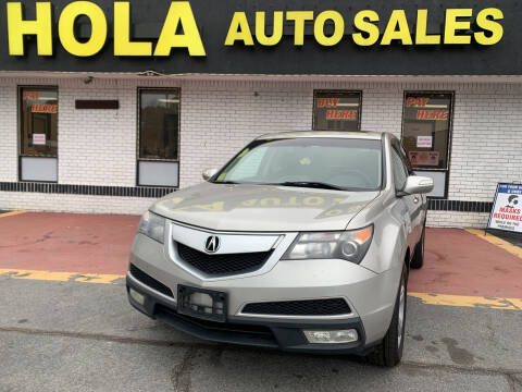 2010 Acura MDX for sale at HOLA AUTO SALES CHAMBLEE- BUY HERE PAY HERE - in Atlanta GA