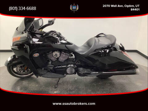 2010 Victory Vision Tour for sale at S S Auto Brokers in Ogden UT