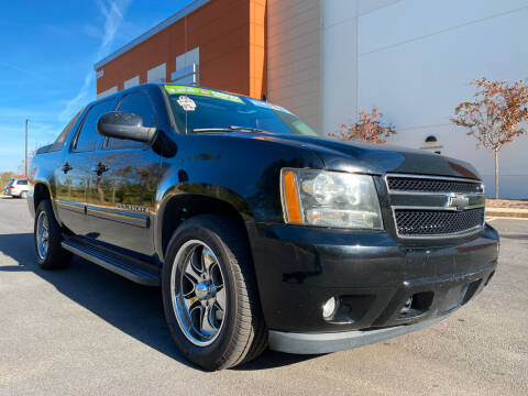 2007 Chevrolet Avalanche for sale at ELAN AUTOMOTIVE GROUP in Buford GA