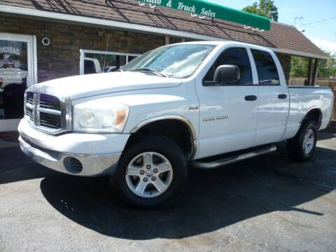 2007 Dodge Ram Pickup 1500 for sale at Sindibad Auto Sale, LLC in Englewood CO