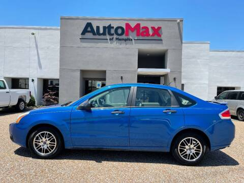 2011 Ford Focus for sale at AutoMax of Memphis - V Brothers in Memphis TN