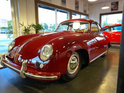 1955 Porsche CONTINENTAL for sale at PARKHAUS1 in Miami FL