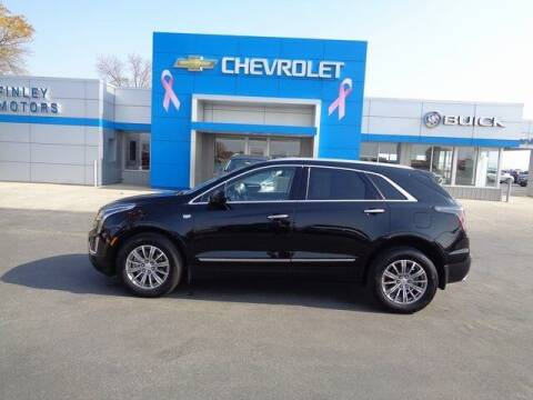 2017 Cadillac XT5 for sale at Finley Motors in Finley ND
