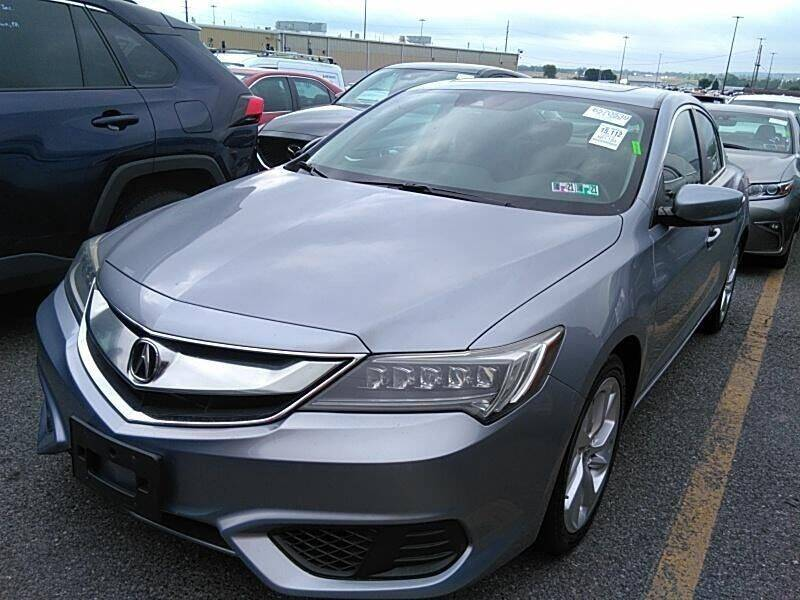2016 Acura ILX for sale in Troy, MI