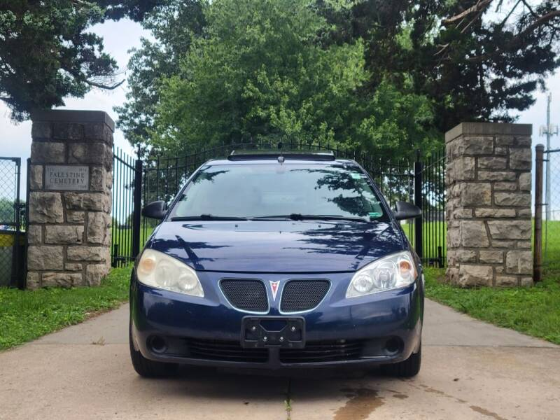 2008 Pontiac G6 for sale at Blue Ridge Auto Outlet in Kansas City MO