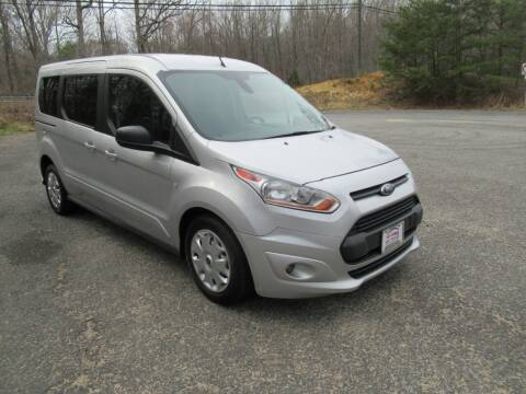 2016 Ford Transit Connect Wagon for sale at 4Auto Sales, Inc. in Fredericksburg VA
