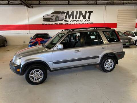 2000 Honda CR-V for sale at MINT MOTORWORKS in Addison IL