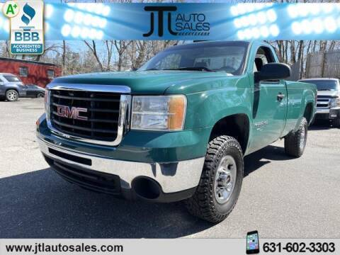 2008 GMC Sierra 2500HD for sale at JTL Auto Inc in Selden NY
