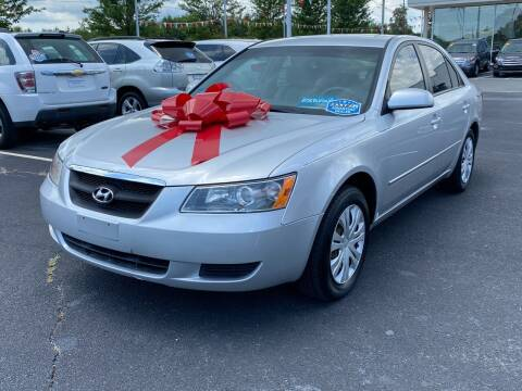 2008 Hyundai Sonata for sale at Charlotte Auto Group, Inc in Monroe NC