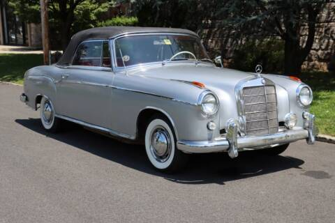 1959 Mercedes-Benz S-Class for sale at Gullwing Motor Cars Inc in Astoria NY