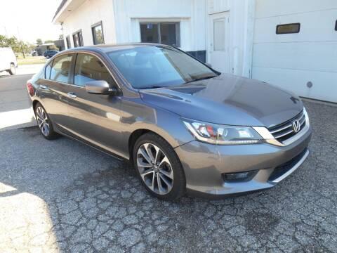 2015 Honda Accord for sale at Unity Motors LLC in Jenison MI
