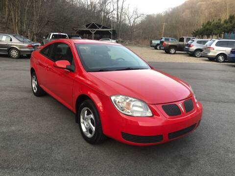 2007 Pontiac G5 for sale at Worldwide Auto Group LLC in Monroeville PA