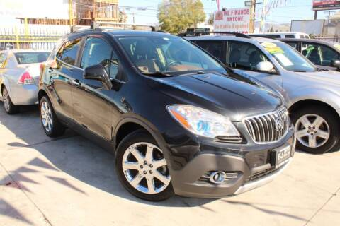 2013 Buick Encore for sale at Good Vibes Auto Sales in North Hollywood CA