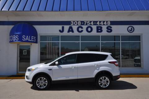 2017 Ford Escape for sale at Jacobs Ford in Saint Paul NE