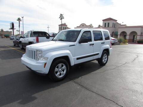 2012 Jeep Liberty for sale at Charlie Cheap Car in Las Vegas NV