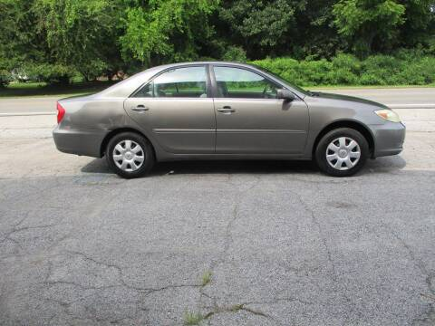 2004 Toyota Camry for sale at Settle Auto Sales TAYLOR ST. in Fort Wayne IN