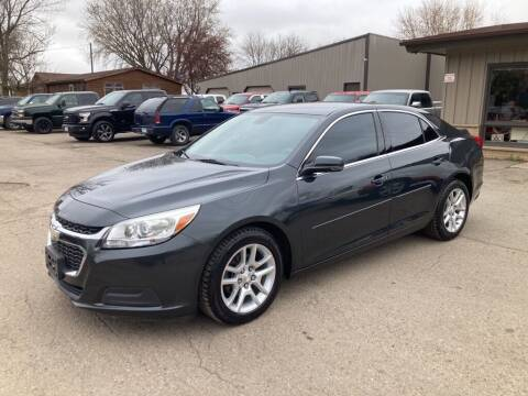 2014 Chevrolet Malibu for sale at COUNTRYSIDE AUTO INC in Austin MN