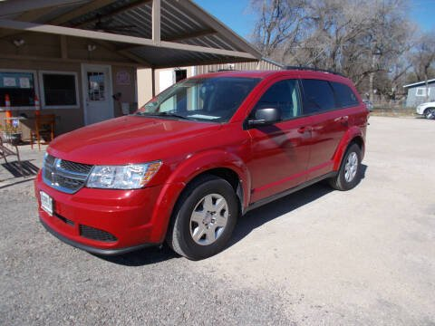 2012 Dodge Journey for sale at DISCOUNT AUTOS in Cibolo TX