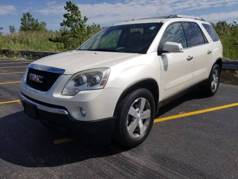 2011 GMC Acadia for sale at U.S. Auto Group in Chicago IL