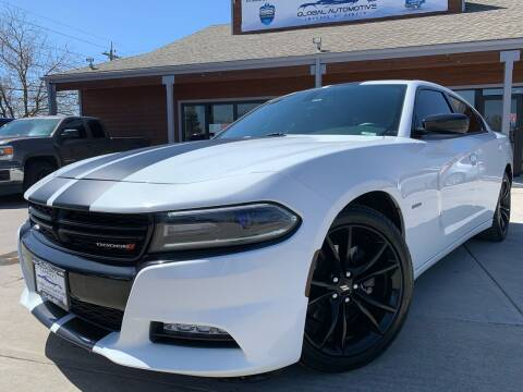 2017 Dodge Charger for sale at Global Automotive Imports in Denver CO