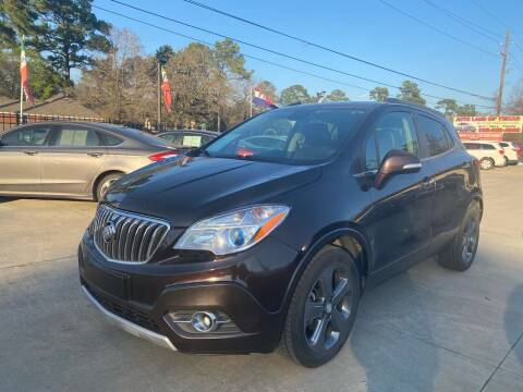 2014 Buick Encore for sale at Auto Land Of Texas in Cypress TX
