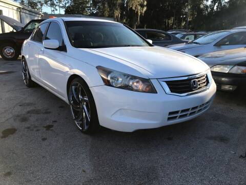 2010 Honda Accord for sale at Popular Imports Auto Sales in Gainesville FL
